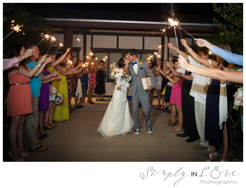 Amanda + Jeremy | Brevard Zoo Wedding U00bb Simply In Love Photography